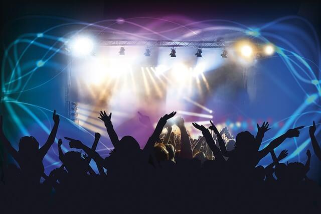コンサート照明