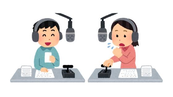 ラジオの理想の収録環境