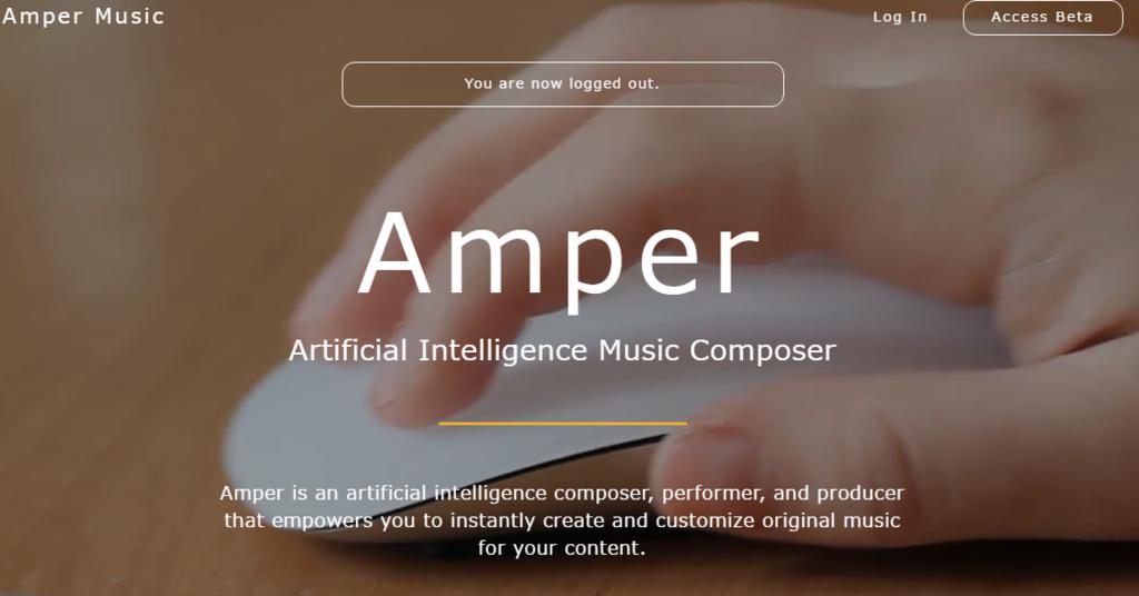 ド素人でも作曲ができてしまう…「Amper Music」は作曲家殺しか!?